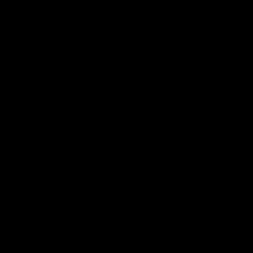Mstar Square Transparent Black x500